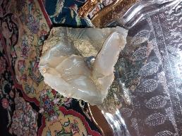 سنگ عقیق سفید