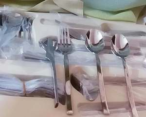 سرویس قاشق چنگال ۲۴ نفره مارکGMS