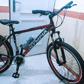 دوچرخه حرفه ای المپیا