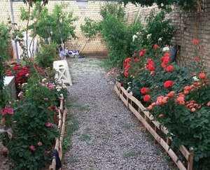 خانه باغ 200 متر